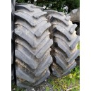 LOT DE 2 PNEUS 18.4R34 FIRESTONE R7000 OCCASION