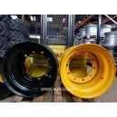 LOT DE 4 JANTES 14.00-19.5 10 TROUS JCB