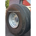 ROUE COMPLETE 50x20R22 OCCASION 8 TROUS