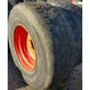 ROUE COMPLETE 425/65r22.5 (16.5R22.5) OCCASION 20% US