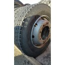 ROUE COMPLETE 425/65r22.5 (16.5R22.5) OCCASION 65% US